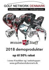 Wilson Staff 2018 demokøller på tilbud nu i shoppen!