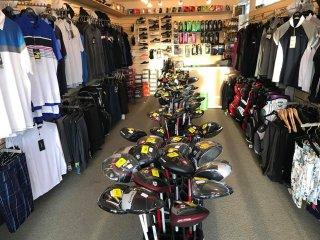 Ny butik åbnet i Holmsland Klit Golf Klub