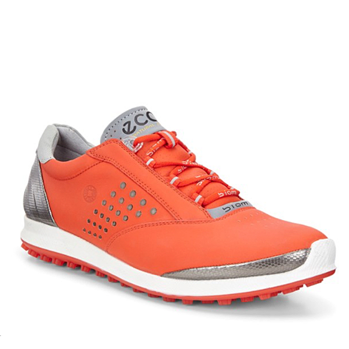 Ecco Golf Biom Hybrid 2 Orange