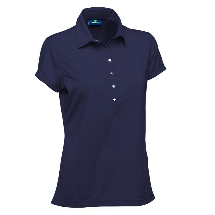 505aa11b0 Daily Sports Malou cap/S Polo Shirt Navy