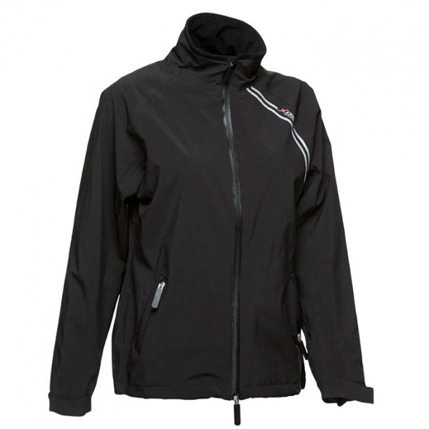 Daily Sports Chip Rain Jacket Black