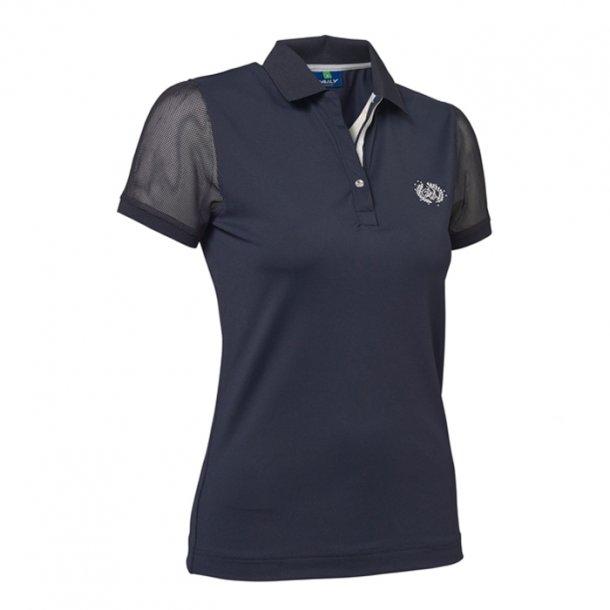 Daily Sports Tavia cap/s Polo Shirt Navy