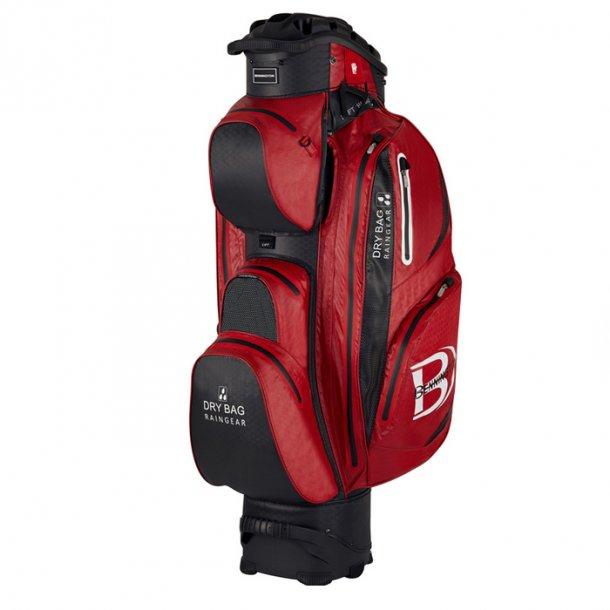 Bennington QO14 DryBag Black/Red