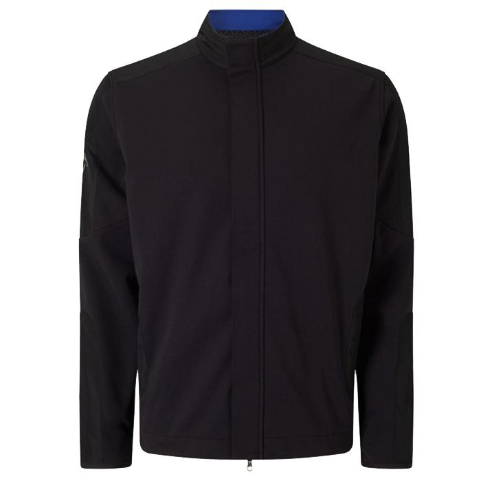12425b7f Callaway Lightweight Softshell Jacket Caviar - Herre Vindjakker - Golf  Network Denmark ApS