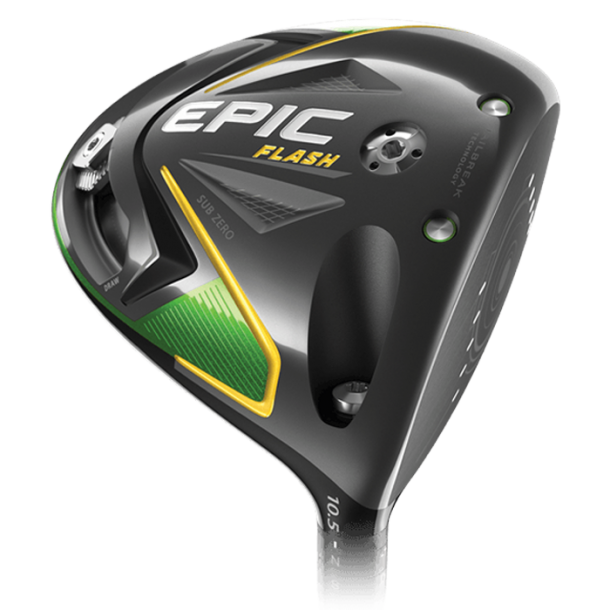 LH Callaway Epic Flash Sub Zero Driver
