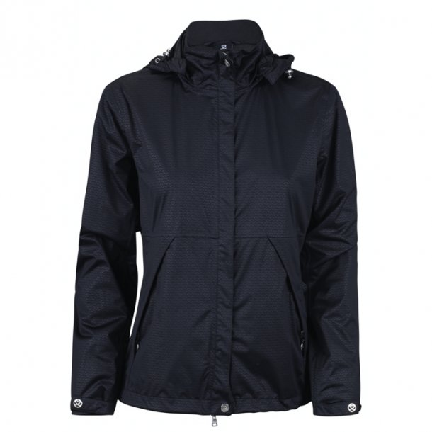 Daily Sports Merion Rain Jacket Black