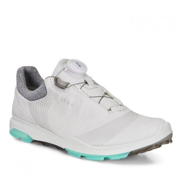 Ecco Golf Biom 3 BOA White/Emerald
