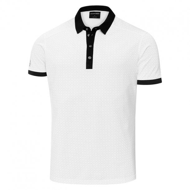 Galvin Green MONTE Shirt V8+ White/Black