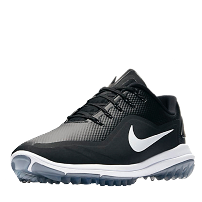 new product a9a42 321ec Mens Nike Lunar Control Vapor 2 Golf Shoe Black - Sko Herrer - Golf  Network Denmark ApS