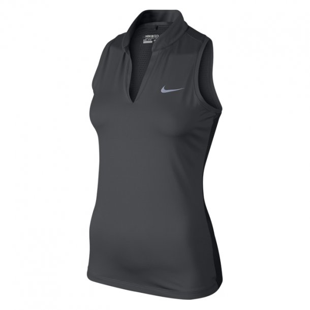 Nike Melt Away Racerback Dark Grey/Reflective Silver