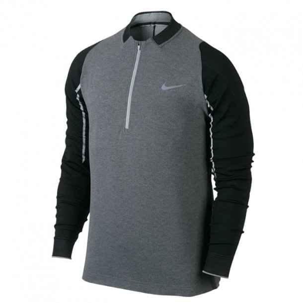 Nike Engineered 1/2-Zip Top Black/Wolf Grey/Reflective Silver