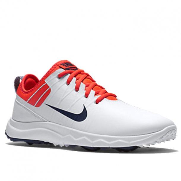 Nike Free Impact 2 White/Bright Crimson/University Red/Midnight Navy