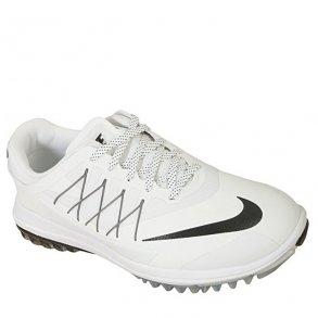 a510f144b500 Nike Men s Lunar Control Vapor Golf Shoe White White-Metallic Silver