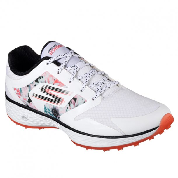 Skechers Womens GOgolf Birdie Tour White/Multicolor
