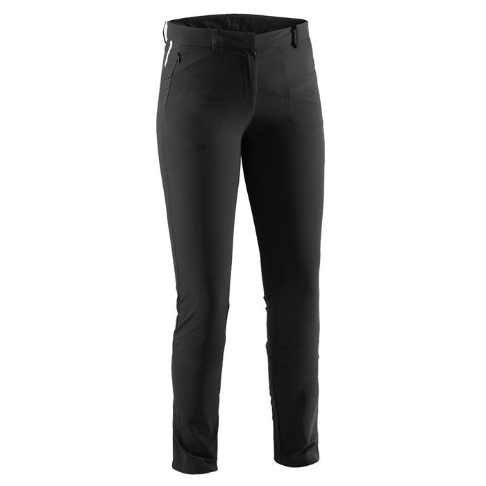 882025cf Abacus Lds Divine Trousers Black - Dame Bukser - Golf Network Denmark ApS
