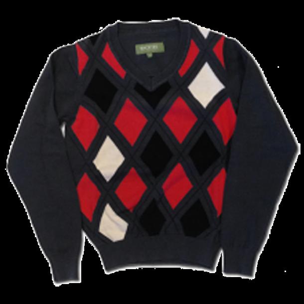 Backtee Drenge Pullover