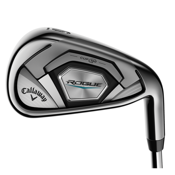 Callaway Ladies Rogue 20 Jern Grafitskafter
