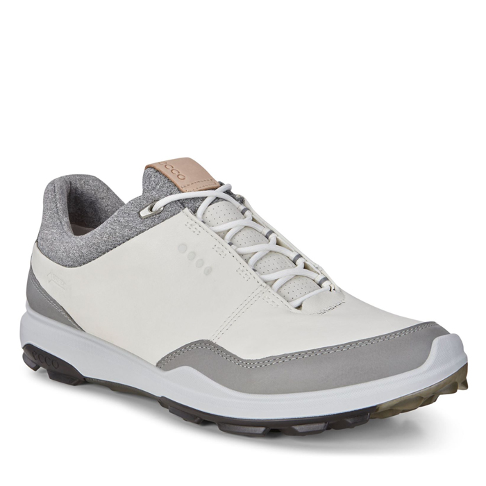 Ecco Golf Biom Hybrid 3 White - Sko Herrer - Golf Network Denmark ApS a62f756d2ee