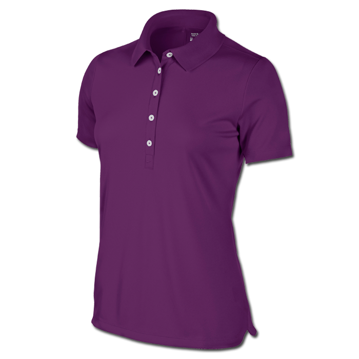 e7600725eab Nike Victory Polo Bright Grape - Dame Polo - Golf Network Denmark ApS