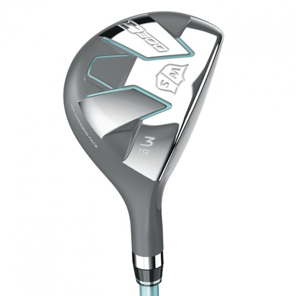 LH Demo Ladies Wilson Staff D300 Hybrid